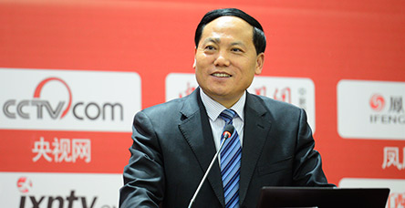 武宁县委书记沈阳:生态发展要在全国做标杆