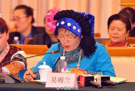全国人大代表小学教师吴明兰:一线教师不应承担与教学无关任务