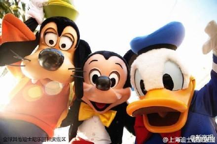政协委员:迪士尼乐园会导致孩子追求西方文化