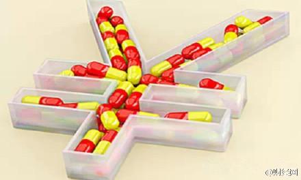 药价虚高惊人 建议药盒标明出厂价