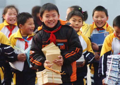 """袁贵仁:""""十三五""""期间 义务教育年限仍为9年"""