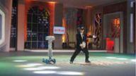 《家庭幽默录像》3岁萌娃模仿迈克杰克逊  现场教学霹雳舞