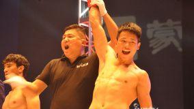拳时代格斗冠军赛新余站激情开战