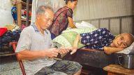 戴佑金:照顾两个毫无血缘关系的老人12年