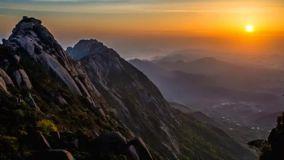日起日落·唯美灵山