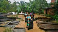 天灾无情,警暖民心——记于都县公安局积极参与抗洪抢险