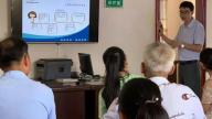 于都县梓山镇中心卫生院举行预防接种知识讲座