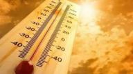 上饶市持续晴热高温天气 月底有次降水过程