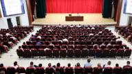 上饶县创国卫指挥部(扩大)会暨技术指导反馈会召开