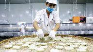 黄料包酥月饼:承载乐平人乡愁的中秋美食