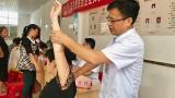 石城县人民医院:心系企业职工 健康大礼相送