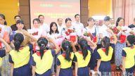 抚州东临新区七里岗小学庆祝第35个教师节