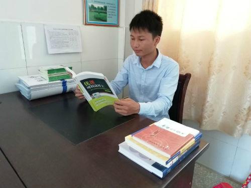 欧阳根生老师专业学习中