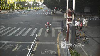 南昌新增23套电警抓拍电动车交通违法 逾期未处理交警上门处理