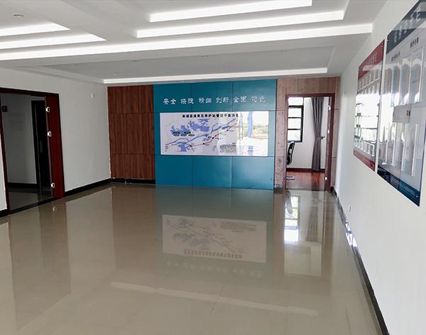 3-办公楼大厅布置