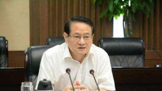 江西省第四届职工运动会开幕 易炼红宣布开幕 李炳军致辞