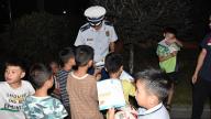 安福:消防宣传进社区 防火知识入人心