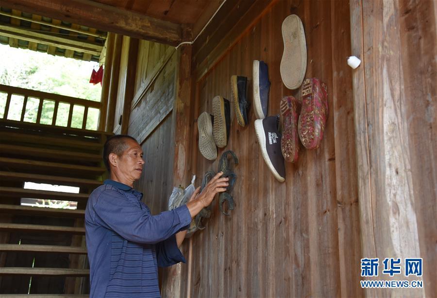 (爱国情 奋斗者·图文互动)(4)贵州印江高石坎护林队:半辈子,以林场为家
