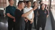 上饶市委常委、宣传部长丁晓胜深入上饶市博物馆调研