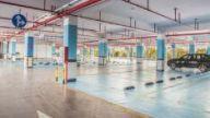 吉安市中心城区停车场建设稳步推进  已完成项目5个 共建成停车泊位1208个