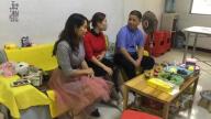 南康区逸夫小学:  党员教师家访暖人心