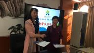 寻乌县实验小学教师赴深圳六联小学参观学习