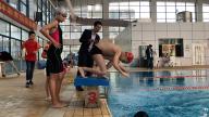 寻乌县实验小学组织学生参加游泳比赛 喜获佳绩