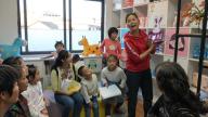 安远县幼儿园:科学育儿进社区 家庭幸福促和谐