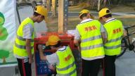"""安远县九龙小学开展""""垃圾分类我先行""""社会实践活动"""