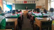 龙南县龙南镇第二小学开展践行社会主义核心价值观教育