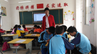 南康区龙华乡中心小学:党员示范课推动主题教育走深做实