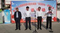 赣州市人民医院崇义籍医疗专家在崇义县扬眉镇开展义诊活动