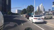 袁州区三条道路已施划停车标线 交警将对违停车辆贴单处罚