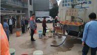 打井、送水——贵溪市流口镇全力抗旱!
