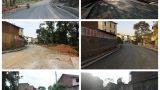 上栗镇推动新达公路建设,为民铺就幸福路