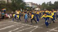 吉安县北源小学举行秋季田径运动会