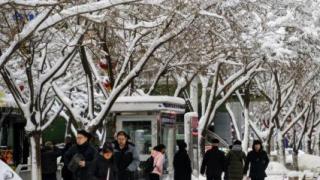 中东部地区大风降温 新疆北部将有一次降雪降温过程