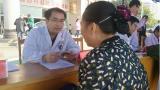 赣州市南康区第一人民医院开展联合国糖尿病日义诊宣传活动