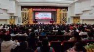 吉安市委宣讲团在部分县(市、区)及市直单位宣讲