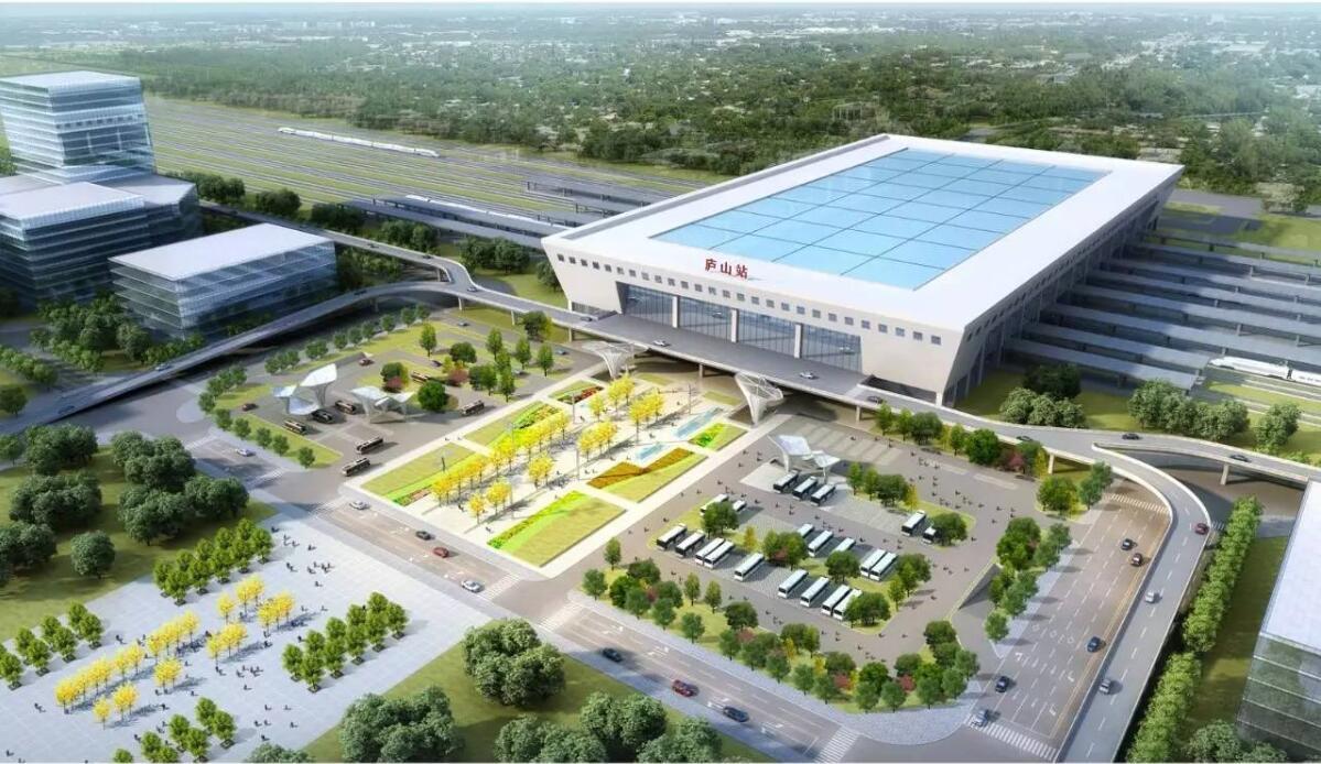 总投资18亿元!九江高铁枢纽工程项目获批