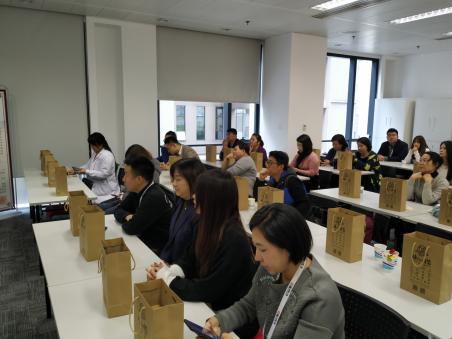 中医养生健康伴随一生——中荷人寿上海分公司举办VIP客户专享活动
