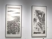 江西:新美術館12月30日首展 名家畫作云集