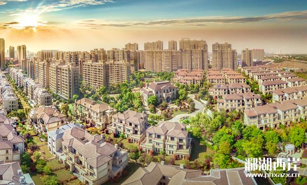 城市建设日新月异