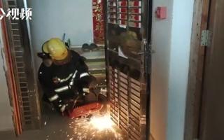 2小時拆除四十處 業主私裝鐵欄門留隱患 消防上門清除