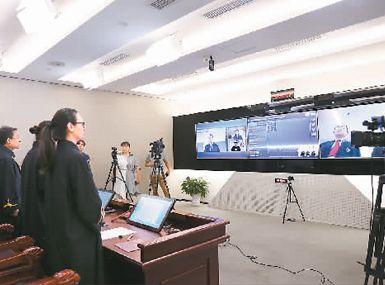 网上官司网上打  网络纠纷有说法