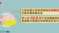 江西:标本兼治 保障节日猪肉供应