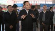 陈云检查春运保障工作并调研中心城区城建项目