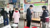 石城县疾控中心大力开展消毒指导工作