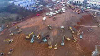 武汉火神山医院将于2月3日前建成
