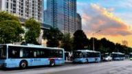 吉安市中心城区恢复22路公交线路营运